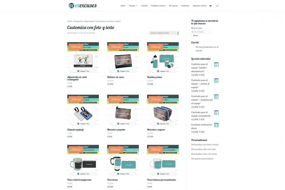Diseño web Beaesreal.es